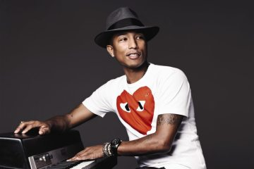 COMME DES GARCONS & PHARRELL WILLIAMS NEW FRAGRANCE