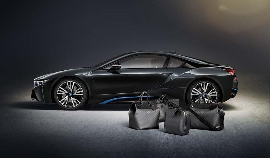LOUIS VUITTON BMW LUGGAGE 1