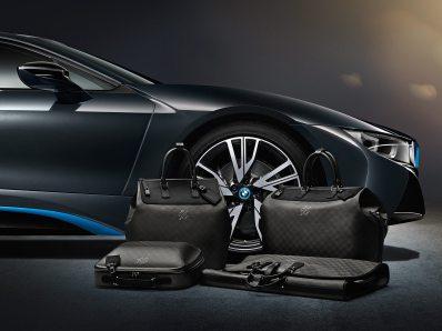 LOUIS VUITTON BMW LUGGAGE 2