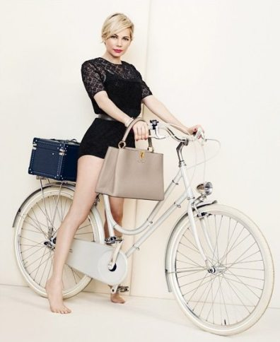 LOUIS VUITTON HANDBAG CAMPAIGN 2