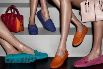 TOD'S GOMMINO SPRING 2014 COLLECTION