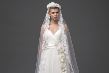 ALBERTA FERRETTI SPRING 2015 BRIDAL COLLECTION
