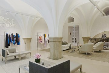 CHRISTIAN DIOR BOUTIQUE IN FLORENCE