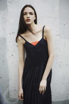 SONIA BY SONIA RYKIEL RESORT 2015 - LOOK 1