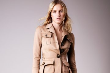 BURBERRY PRORSUM RESORT 2015 COLLECTION