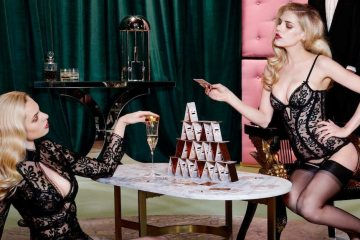 AGENT PROVOCATEUR FALL 2014 COLLECTION