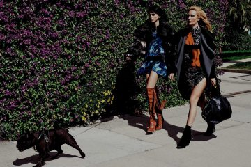 JUST CAVALLI FALL 2014 AD CAMPAIGN