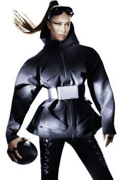 ALEXANDER WANG FOR H&M AD CAMPAIGN 1
