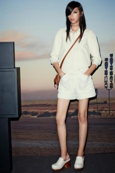 COACH SPRING 2015 RTW COLLECTION - LOOK 19