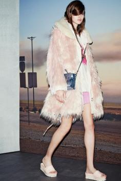 COACH SPRING 2015 RTW COLLECTION - LOOK 2