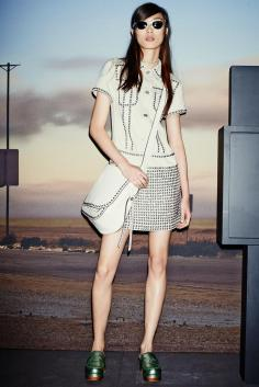 COACH SPRING 2015 RTW COLLECTION - LOOK 22