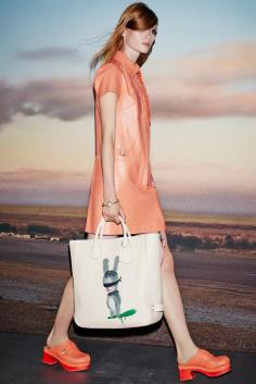 COACH SPRING 2015 RTW COLLECTION - LOOK 5