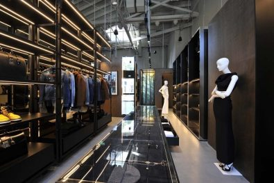 DSQUARED FIRST AMERICAN STORE IN LOS ANGELES 3