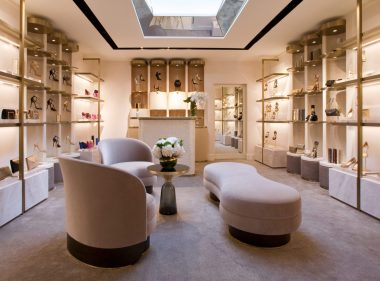 JIMMY CHOO BOUTIQUE REOPENING IN LONDON 3