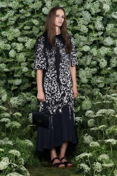 MULBERRY SPRING 2015 RTW COLLECTION - LOOK 10