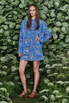 MULBERRY SPRING 2015 RTW COLLECTION - LOOK 12