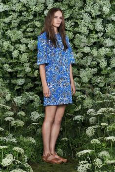 MULBERRY SPRING 2015 RTW COLLECTION - LOOK 14