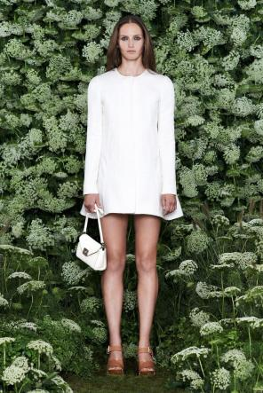 MULBERRY SPRING 2015 RTW COLLECTION - LOOK 18
