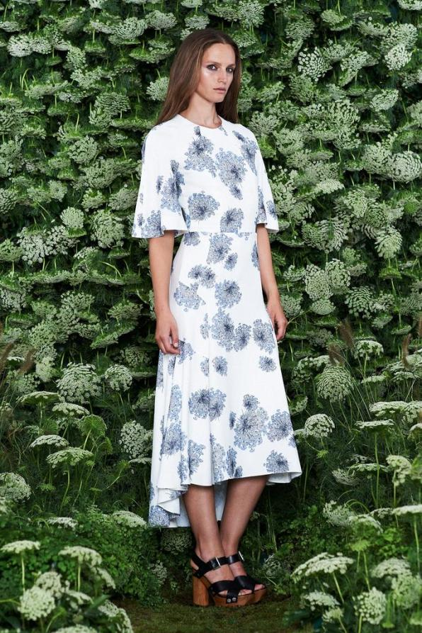 MULBERRY SPRING 2015 RTW COLLECTION - LOOK 21