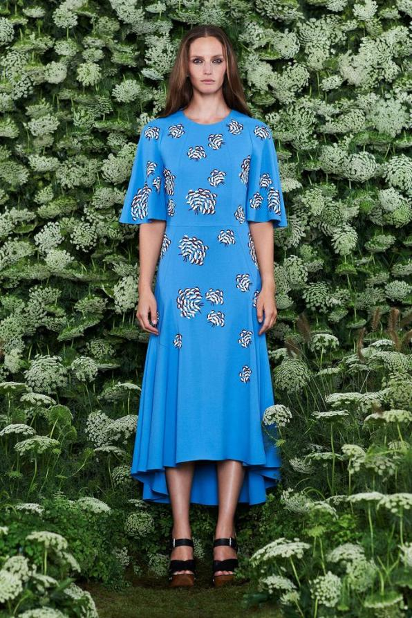 MULBERRY SPRING 2015 RTW COLLECTION - LOOK 22