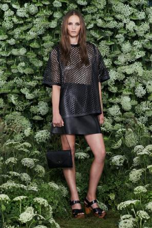 MULBERRY SPRING 2015 RTW COLLECTION - LOOK 9