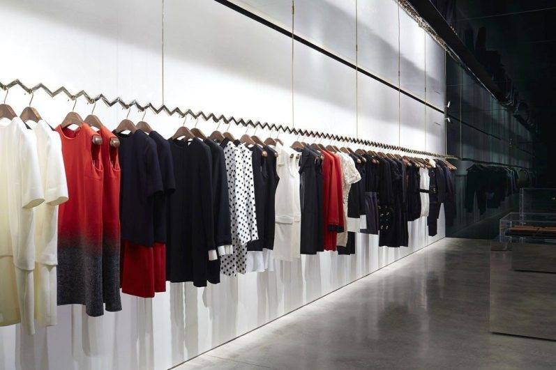VICTORIA BECKHAM FIRST FLAGSHIP STORE IN LONDON 1