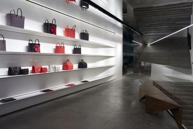 VICTORIA BECKHAM FIRST FLAGSHIP STORE IN LONDON 2