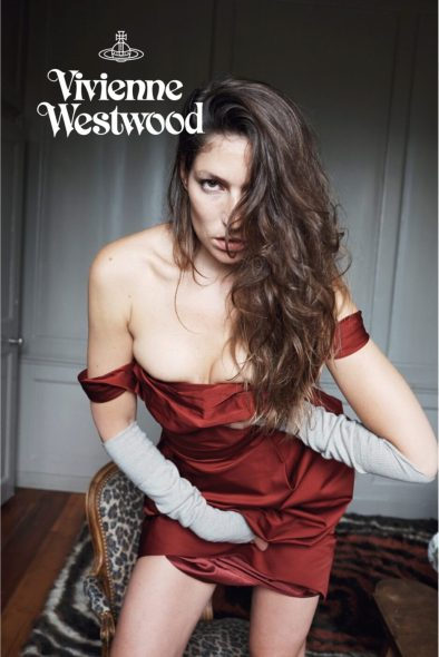 VIVIENNE WESTWOOD FALL 2014 AD CAMPAIGN 2