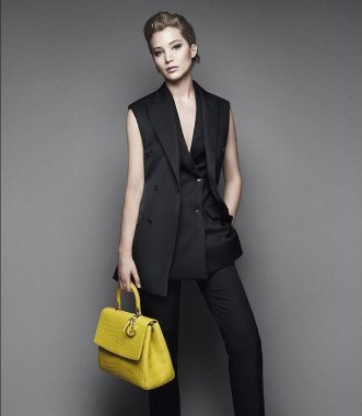 CHRISTIAN DIOR MISS DIOR FALL 2014 AD CAMPAIGN FEATURING JENNIFER LAWRENCE 1