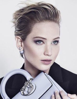 CHRISTIAN DIOR MISS DIOR FALL 2014 AD CAMPAIGN FEATURING JENNIFER LAWRENCE 2