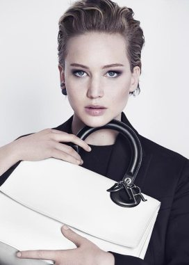 CHRISTIAN DIOR MISS DIOR FALL 2014 AD CAMPAIGN FEATURING JENNIFER LAWRENCE 3