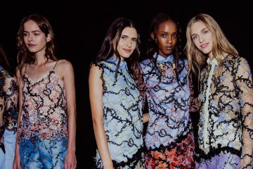 MARY KATRANTZOU SPRING 2015 RTW COLLECTION