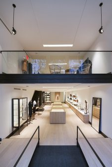 TOMAS MAIER BOUTIQUE IN NEW YORK 4