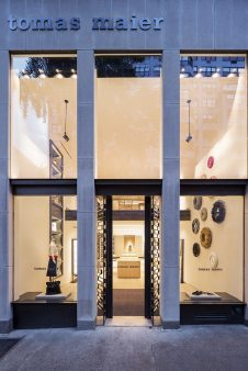 TOMAS MAIER BOUTIQUE IN NEW YORK 5