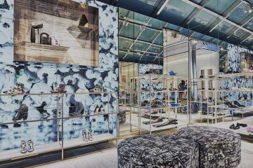 CHRISTIAN DIOR NEW SOHO BOUTIQUE IN NEW YORK1