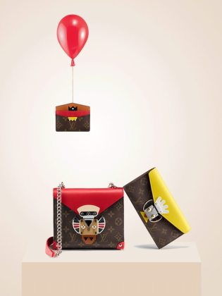 LOUIS VUITTON HOLIDAY 2014 COLLECTION 1