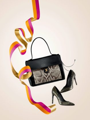 LOUIS VUITTON HOLIDAY 2014 COLLECTION 3