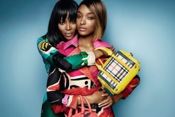 BURBERRY SPRING 2015 AD CAMPAIGN