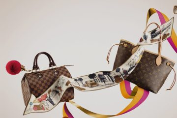 LOUIS VUITTON HOLIDAY 2014 COLLECTION