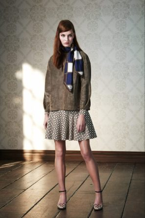 TORY BURCH PRE-FALL 2015 COLLECTION 16