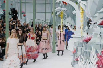 CHANEL SPRING 2015 HAUTE COUTURE COLLECTION
