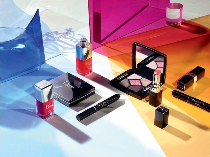 CHRISTIAN DIOR KINGDOM OF COLORS BEAUTY COLLECTION 1