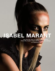 ISABEL MARANT SPRING 2015 AD CAMPAIGN 4