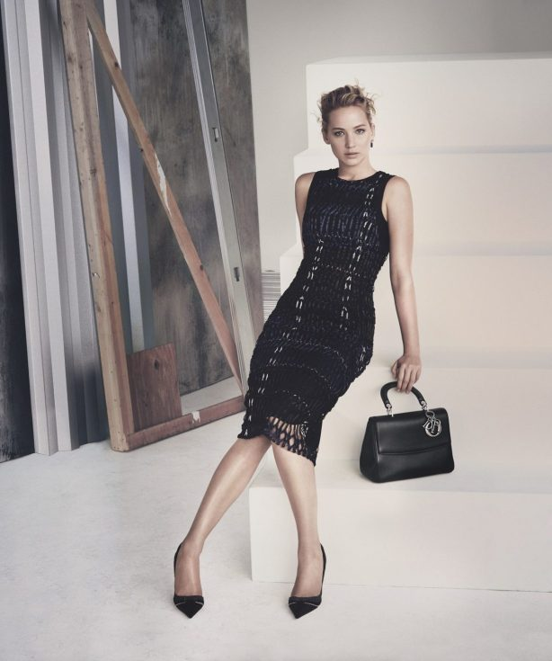 CHRISTIAN DIOR BE DIOR AD CAMPAIGN FEATURING JENNIFER LAWRENCE 6