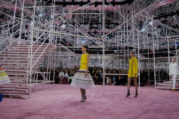 CHRISTIAN DIOR SPRING 2015 HAUTE COUTURE COLLECTION