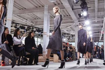 HUGO BOSS FALL 2015 RTW COLLECTION