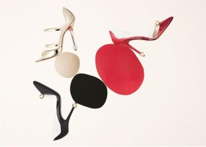 ROGER VIVIER DECOUPAGES COLLECTION 3