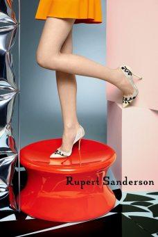 RUPERT SANDERSON SPRING 2015 AD CAMPAIGN 2