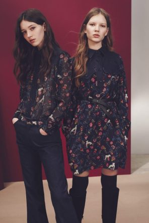 SEE BY CHLOÉ FALL 2015 RTW COLLECTION 7