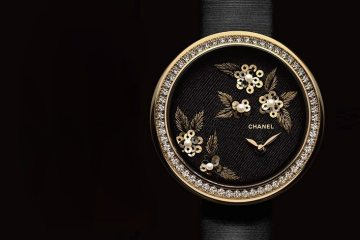 CHANEL MADEMOISELLE PRIVE TIMEPIECE COLLECTION BY MAISON LESAGE1